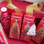 Colgate Christmas Toothpaste