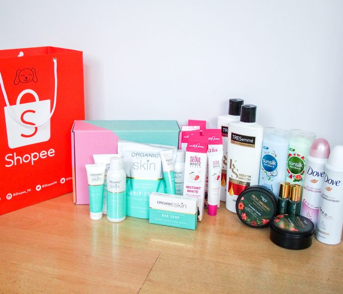 Shopee Beauty Sale: Just in time for Valentine's Day!