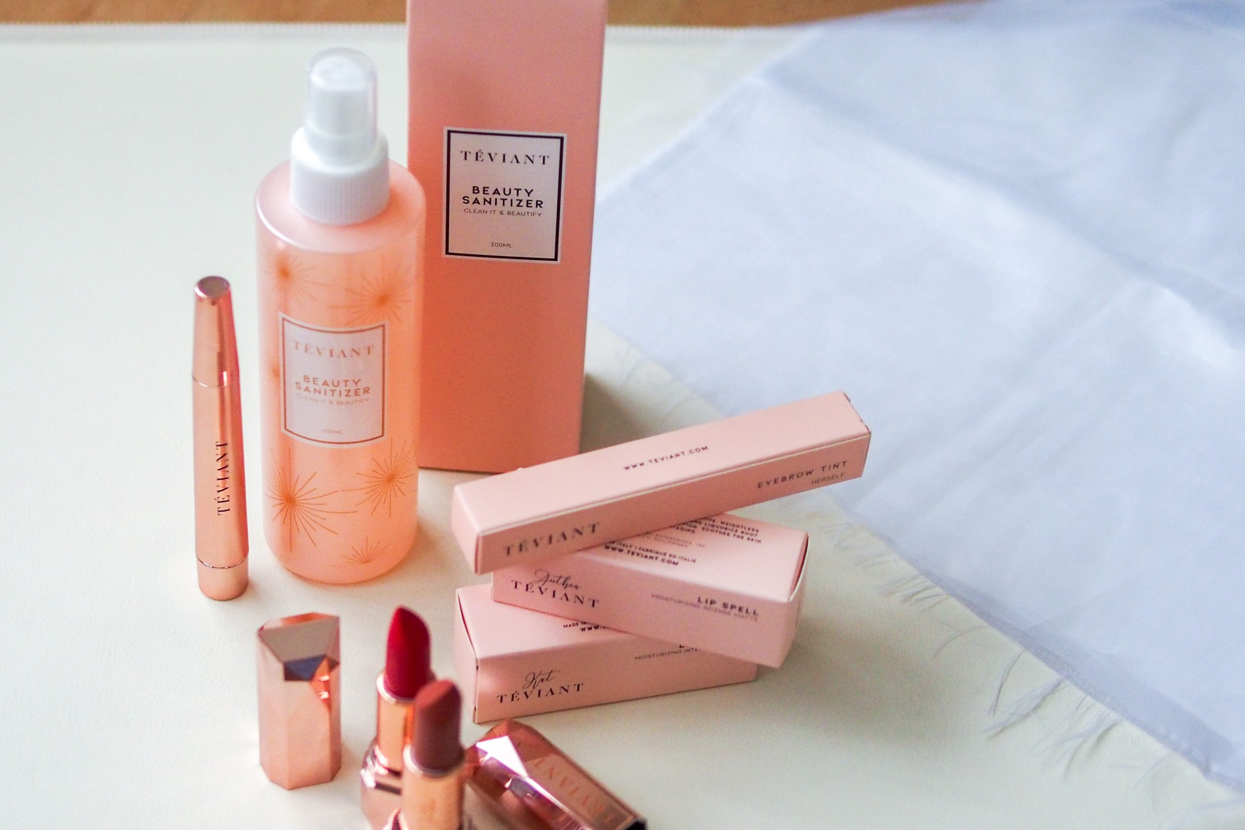 Beauty Review: Teviant on Shopee