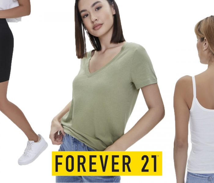Organic Basics from Forever 21 Launches with Shopee's Shop Green Celebration