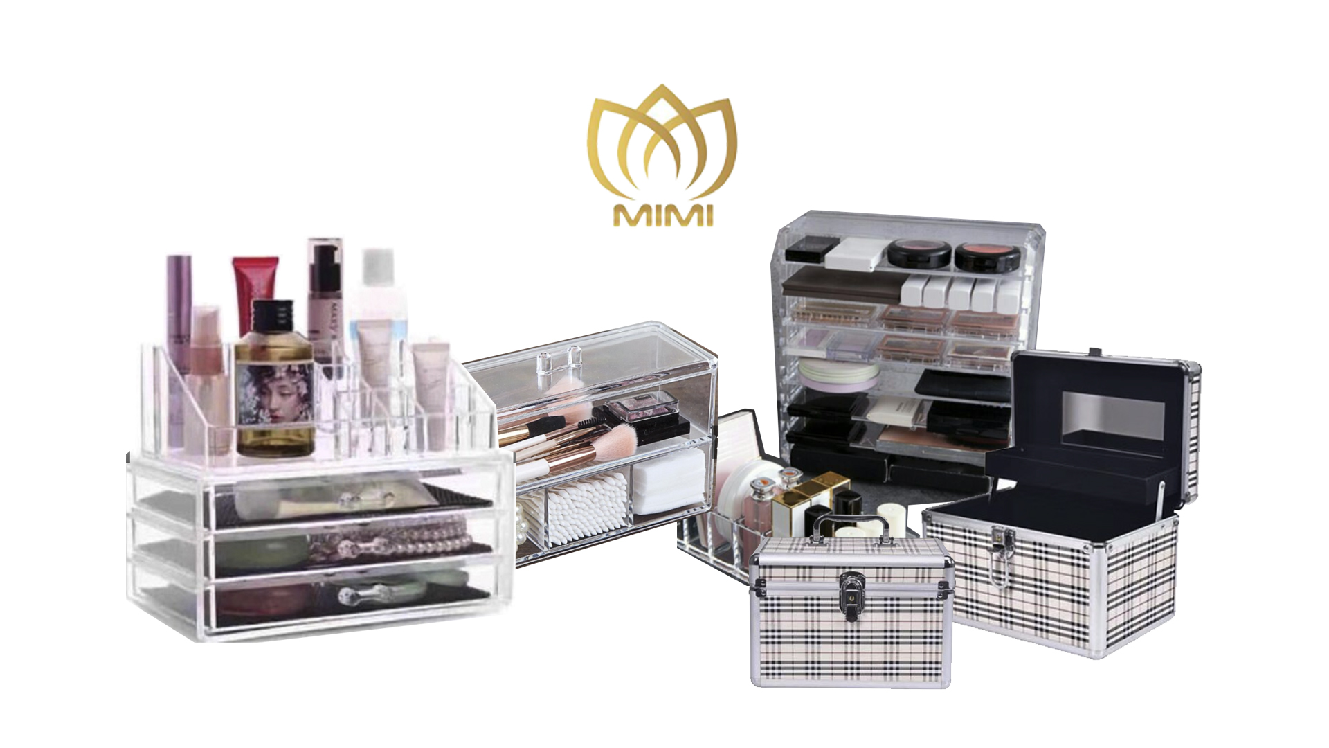 Shopee Find: Beauty Organization with Mimi Philippines