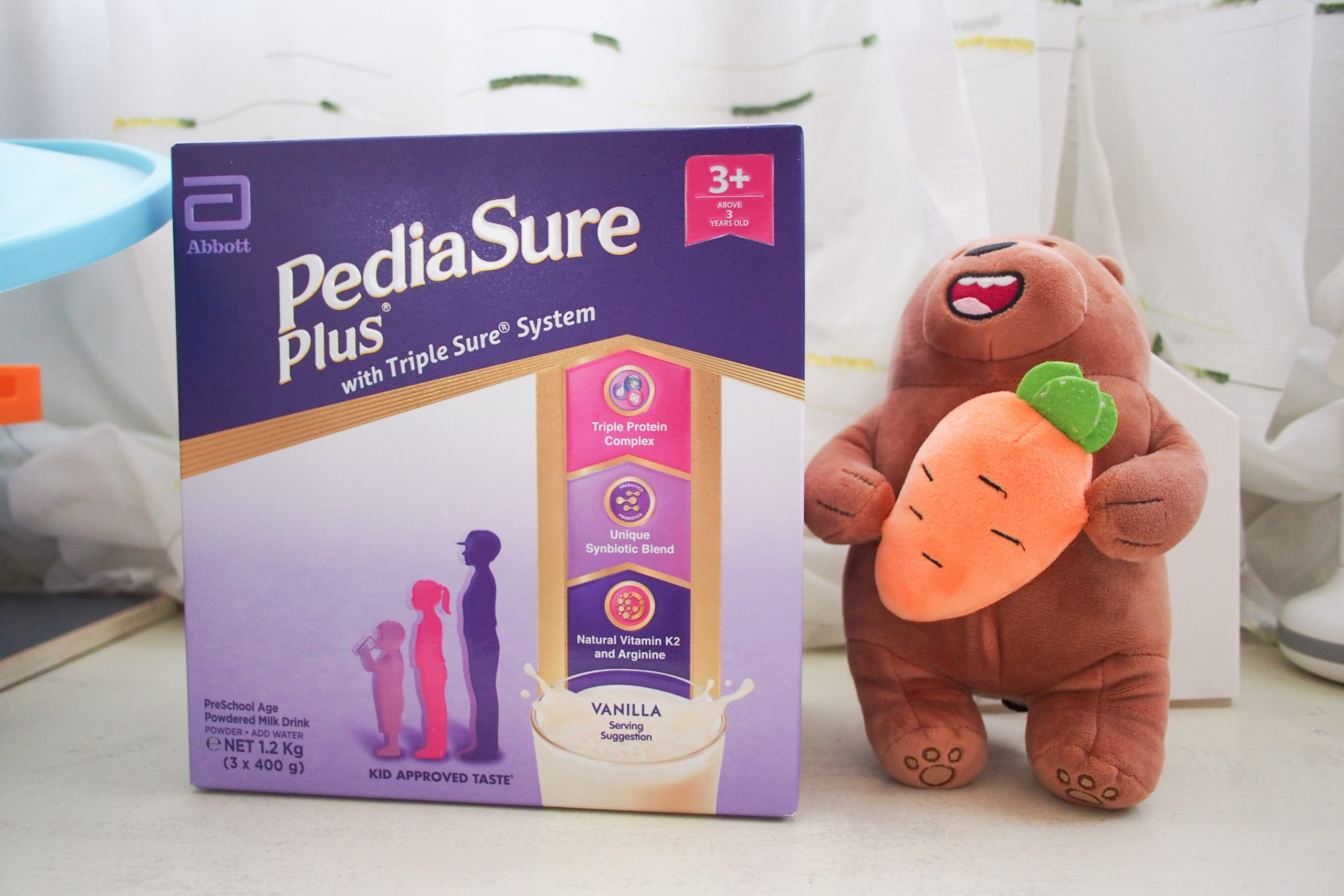 Abbott Philippines and Shopee promotes Nutrition for the Whole Family: We're taking part with PediaSure Plus