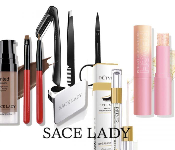 Shopee 5.5 Brandsfest: Sace Lady Quick Makeup Look