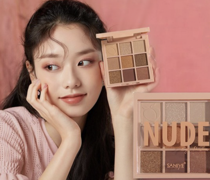 Shopee Features: Saniye Makeup and Tools