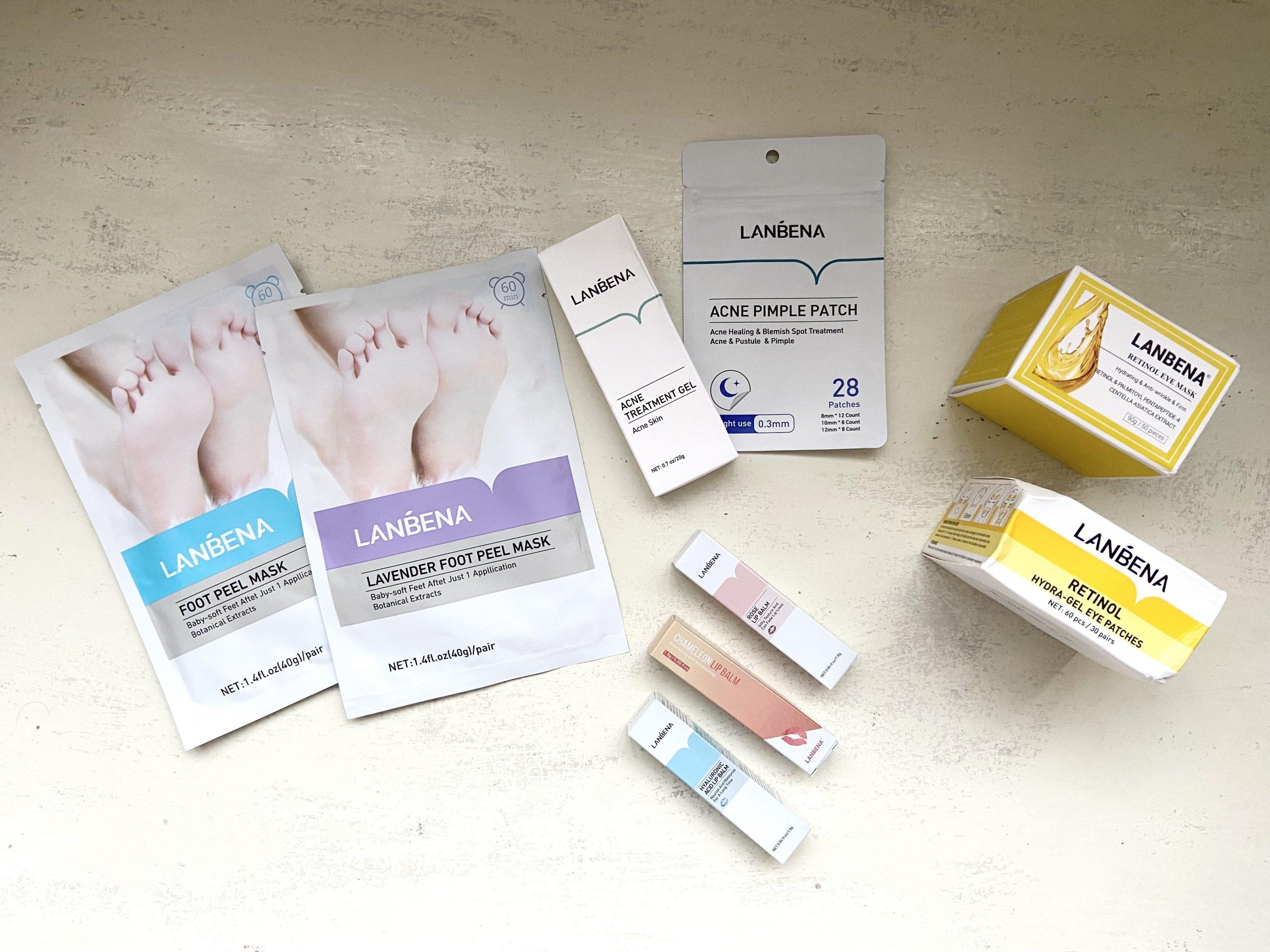 Shopee 7.7: Discovering Lanbena Skincare