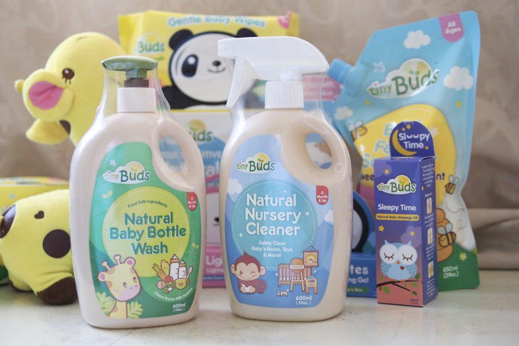 Shopee Tiny Buds Baby Essentials