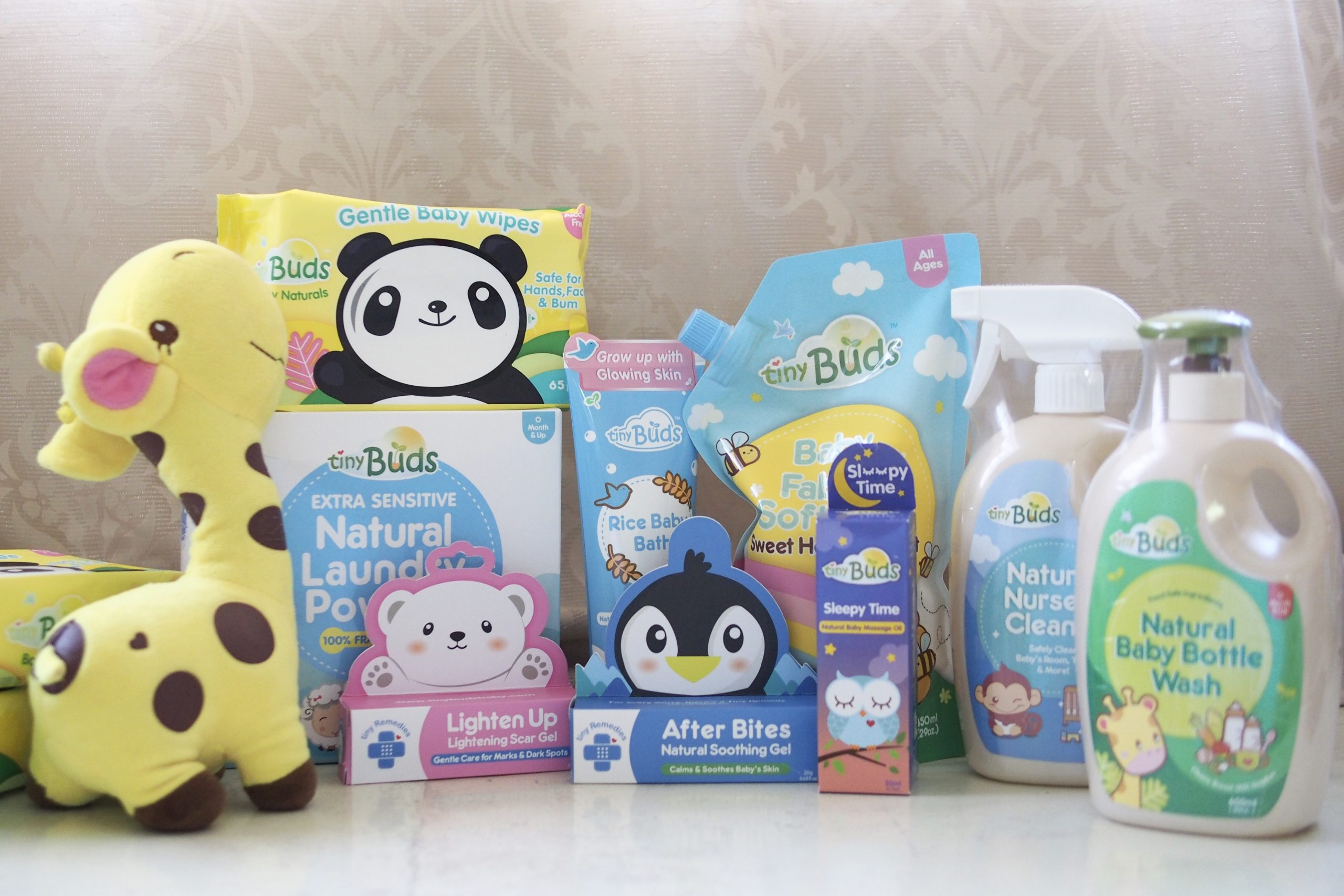 Shopee 9.9: Stock up on Tiny Buds Baby Essentials